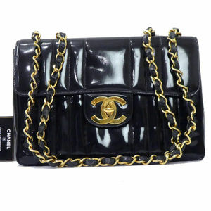 AUTHENTIC JUMBO CHANEL HANDBAG